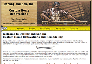 Click here to visit Darling & Son Home Improvement & Remodeling