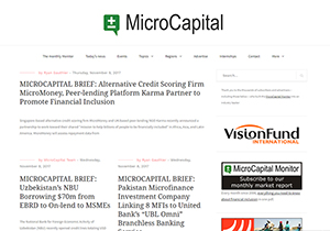 Click here to visit MicroCapital.org