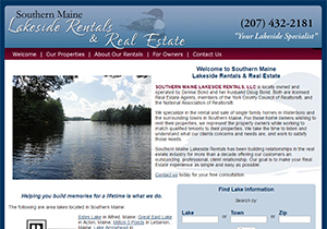 Click here to visit Southern Maine Lakeside Rentals