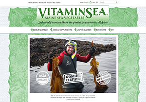 Click here to visit VitaminSea Maine Sea Vegetables